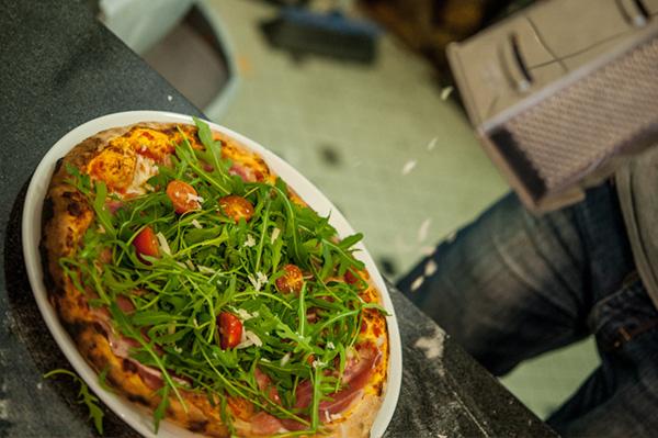 Pizza Opole,  Pizza z pieca w Opolu